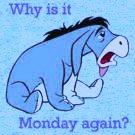 Dreading Monday?