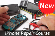 Learn step by step how to repair Smartphone's by a Samsung Trained Exp